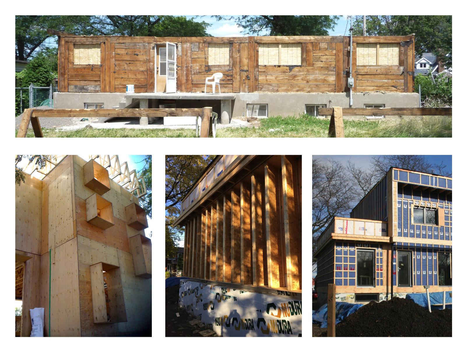 Projet maison ozal e construction le tournesol for Projet maison